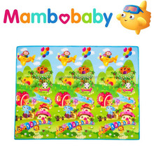 cheap baby floor play mat,color printed baby play mat, floor mat