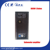 SPE AUDIO subwoofer amplifier LA-800S fineamp class D circuit power amplifier 1000W