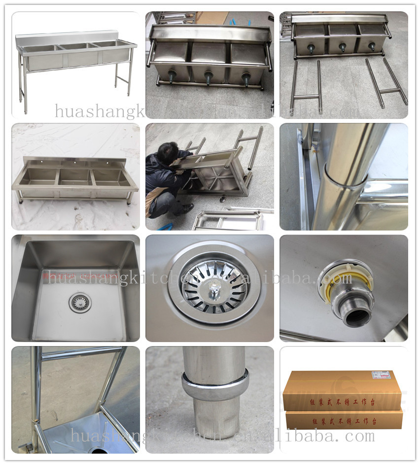 Cozinha Industrial Pia De A O Inox Pias Para Cozinha Id Do Produto
