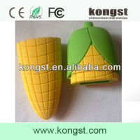 Extemal hard disk usb 2.0 small size usb pen drive sweet corn food usb flash stick