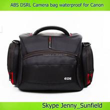 ABS material waterproof dsrl camera bag