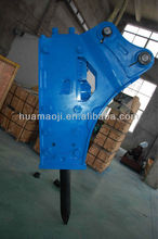 Hydraulic Rock Hammer, hydraulic breaker for excavator attachment