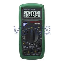 1999 counts Mastech MS8230B 3 1/2 Digital Multimeter