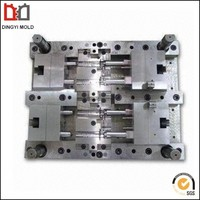 Auto plastic mold maker factory