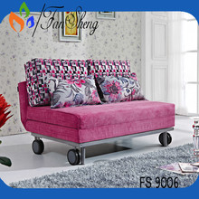 CHINESE LIVING ROOM sofa cum bed, sofabed for Living Room Furniture (FS9006)