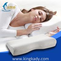 High Qaulity Hospital Memory Foam Concave Nursing Pillow