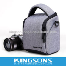 2013 Trendy Neoprene Camera Shoulder Bag Professional Digital Hidden Camera Bag
