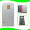Magnetic Flip Cover For Samsung S5, Mobile Cover For S5,PU Leather Mobile Phone Case For Samsung Galaxy S5