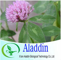 Natural red clover extract powder, Isoflavones 5%-40% HPLC