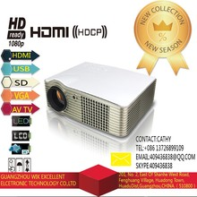 NEW Factory Price LOW COST 1280*800 OF FULL HD Ultra Short Throw Projector LED projector, Multifunctional 4k Projector