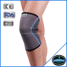 bestselling neoprene knee sleeve made in China with popular grey color