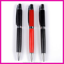 Customized printed promotional ball pen red pen color