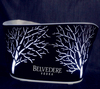 belvedere vodka led acrylic ice bucket cooler - 3.5L/7.5L12L
