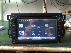7in touch screen Wince car dvd for Chevrolet captiva with GPS, iPod, TV, Wifi, 3G functions
