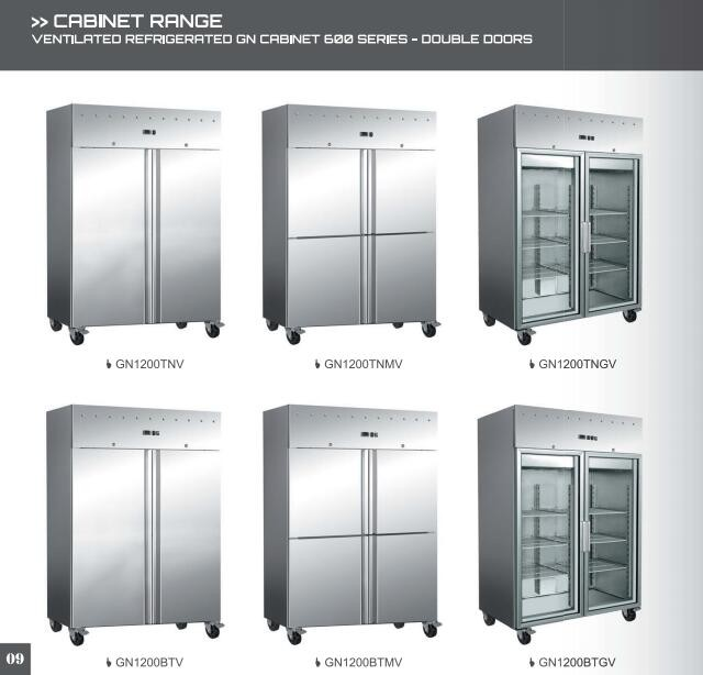 ventilated refrigerated GN cabinet 600 series double door 1.jpg