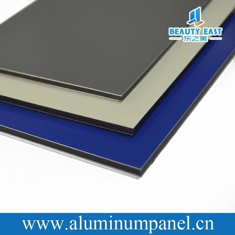 2015 pe pvdf en plastique en aluminium panneau composite - Panneau composite aluminium ...