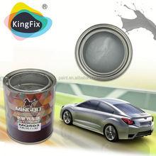 KINGFIX high solid car paint hardener for 2k topcoats
