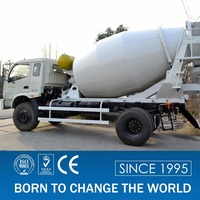 China provide transit mixer for sale in india