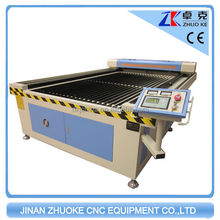 High precision ZK-1325 laser engraving machine low price