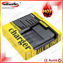 Nitecore i4 battery car charger Nitecore i4 solar photovoltaic battery charger Nitecore i4 wireless battery charger