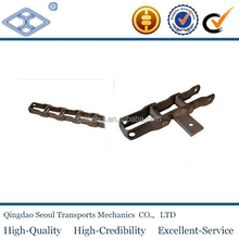 GB ISO DIN standard pitch57.15 mm industrial steel pintle chain 667K