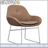 strong 12cm solid iron legs germany liviing room leather sofa