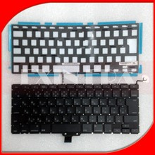 "New Genuine Laptop Japan Japanese JP Keyboard with Backlight Backlit for Macbook Pro 13"" A1278 2009 2010 2011 2012 Year TESTED!"