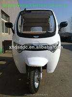 60V 1000W friendly electric tricycle passenger 3 wheeler electric rickshaw for indian for sale