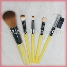nice eye brow make up brush set