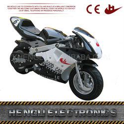 Good Quality 350w Electric Pocket Bikes For Sale