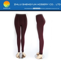 SY 604womens thick tights for winter no foot women pantyhose keep warm leggings