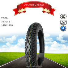 adult electric scooters motorcycle tyre nylon tyre own factory 16*2.50