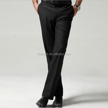 2016 New Products Wholeslae Custom Plus Size Office Uniform Designs Mens Pants With Pockets