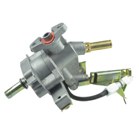 propane gas grill lpg gas regulator/gas safety valve
