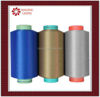 DTY polyester yarn dyeing factory