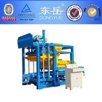 manual press interlocking soil block machine QT4-25