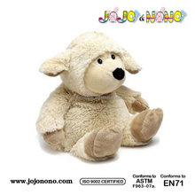 2015 chinese lunar new year zodiac sheep plush toy
