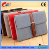 New arrived popular Luxury Stand Leather Clip Belt Case For iPad 2 3 4 5 6