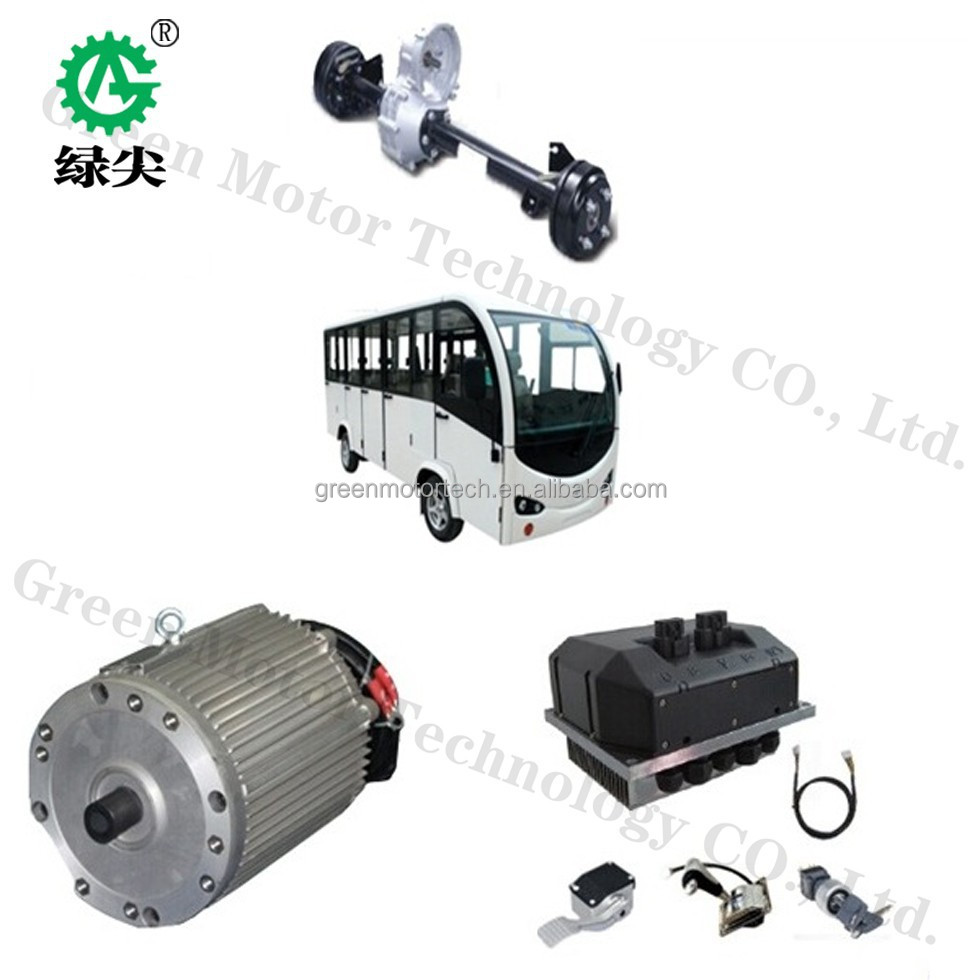 China Manufacture Ac Electric Car Motor 5kw Brushless