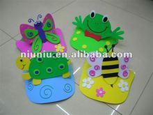 EVA FOAM CHILDREN CARTOON ANIMAL HAT/EVA CRAFT