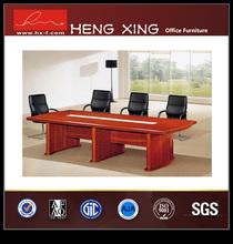 Top grade melamine desktop meeting desk, useful conference desk