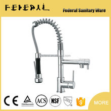 retractable brass pull out kitchen faucet watermark australia