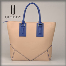 Latest design New fashion Famous brand suede leather handbag