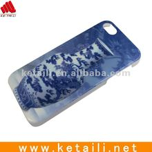 Custom design Book case for cell phone .pc case for iphone 4