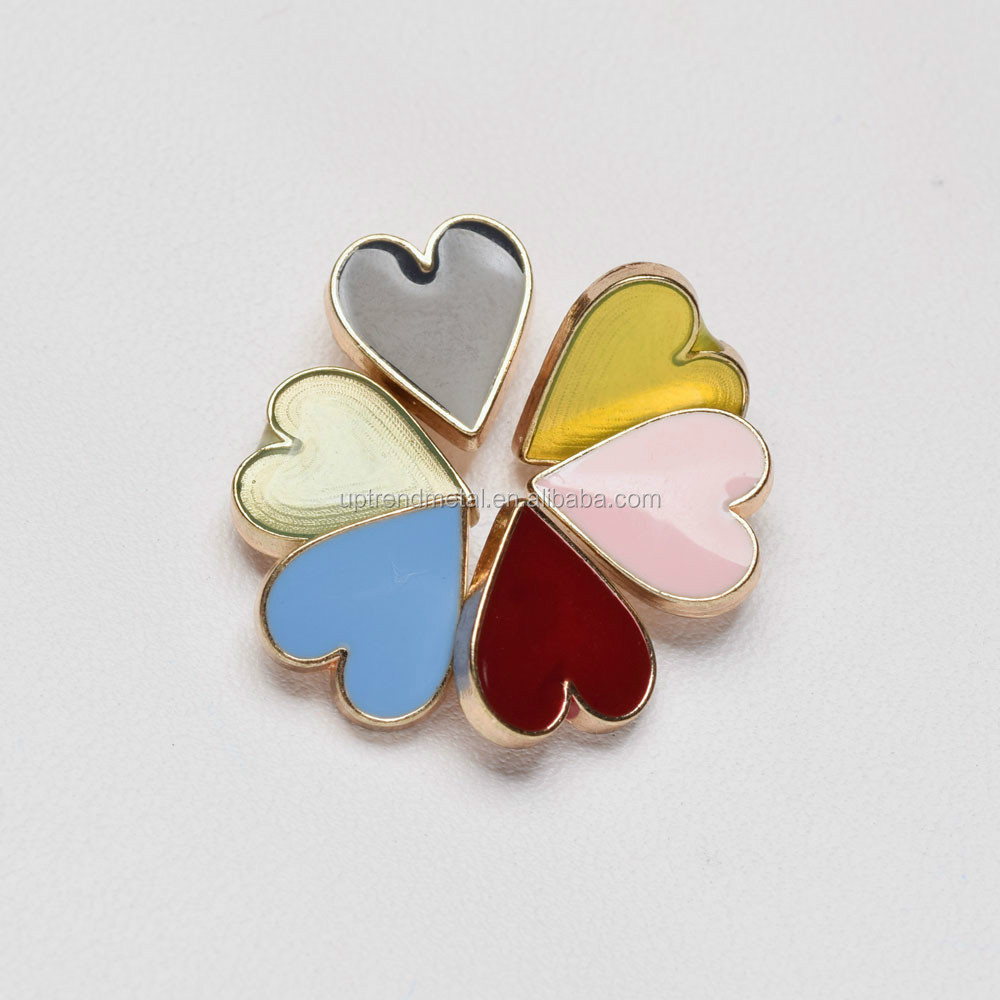 Heart shape rivets and studs for leather bags buy for Leather shapes for crafts