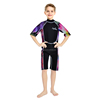 children wetsuit for learning swimming