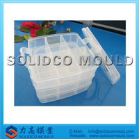 plastic jewellery box mould