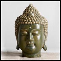 Factory Price Porcelain Buddha Statue/Buddha Head for sale