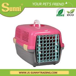 Wholesale cute plastic modular dog kennel