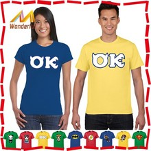 2015 hot sell t shirt printing from our factory,cotton t-shirt / custom tshirt / cotton t shirt with printing from China